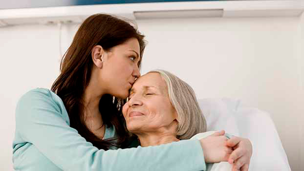 Relieving the Stress of Caregiving